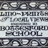 Linocut Prints of Local Landmarks