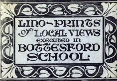 Linocut Prints of Local Landmarks