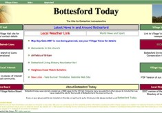 Bottesford Today website