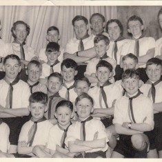 Scouts - Ken back row 3rd from lh