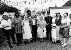 Bunkers Hill anniversary party, 1989