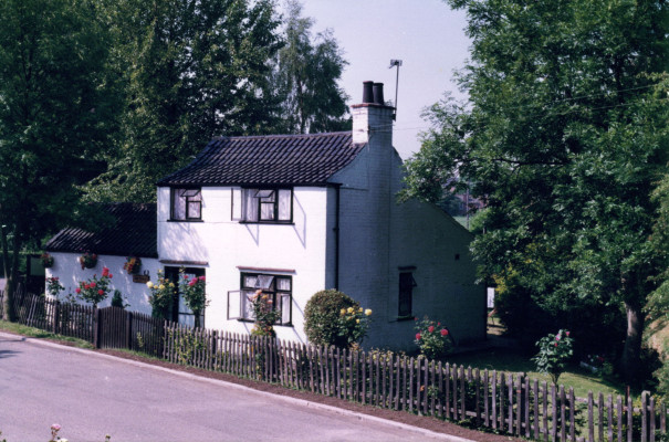 The Forge Cottage, Muston