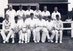 Bottesford Cricket Team, Joe Jallands captain
