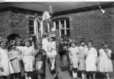 May Day in the School Yard 2