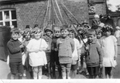 May Day in the School Yard 3