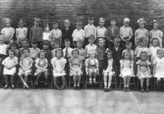 Neville's schooldays 1 - the infants class