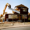 Demolition of Bullock & Driffil's 3