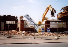 Demolition of Bullock & Driffil's 5