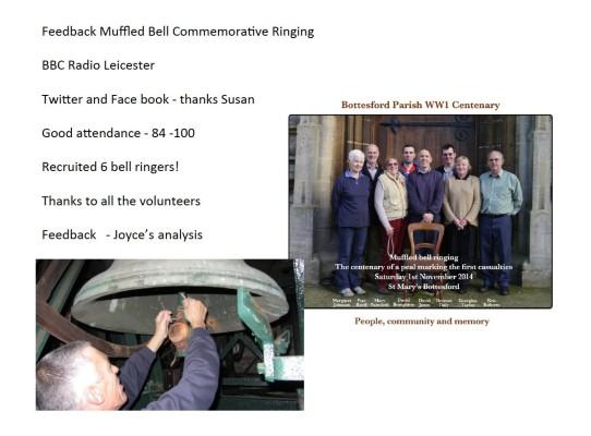 Muffling the bells | BCHG (DM)