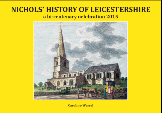 Nichols Bi-centenary Book Cover | Caroline Wessels