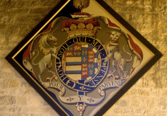 Hatchment, Charles Manners, 4th Duke of Rutland K.G., died October 1787