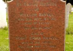Bottesford Churchyard Survey - Fegan, 1987