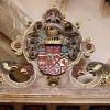 Heraldic shield of John Manners, 4th Earl of Rutland