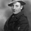 Edna Taylor, Land Army girl