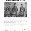 'Bottesford and the Great War'  - out now!