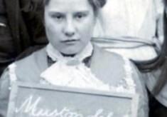 Muston Schoolchildren 1902