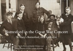 Bottesford in the Great War