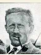 Photo of John Barrett at the Kings Cup aero race held in 1930   A Fleeting Peace website