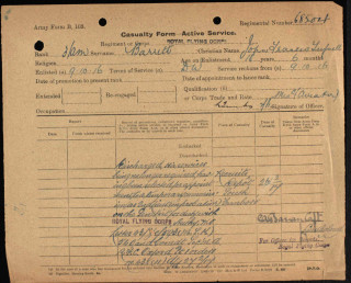 Service Record   Find My Past