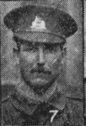 Private James Buckingham | Courtesy of the Grantham Journal