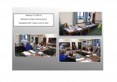 15th Meeting 18/6/15