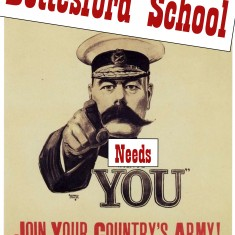 Bottesford Primary School Activities day Recruitment Poster | BCHG