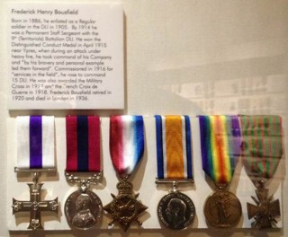 Bousefield_medals 2