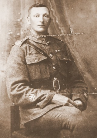 Thomas James Sordy, Durham Light Infantry
