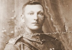 RSM Thomas James Sordy, 9th & 6th Battalion Durham Light Infantry