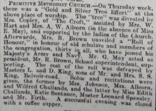 Grantham Journal, March 1915