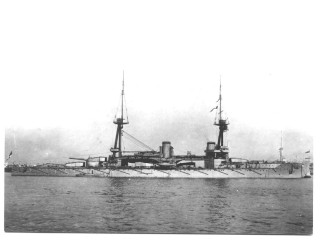 Dreadnought H.M.S. Neptune: James Schofield served on this vessel during WW1. | Wikipedia