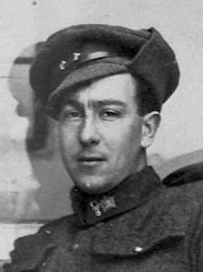 Charles Pacey, Pte., 8th Battalion, Canadian Expeditionary Force | Courtesy of Mrs. A Pacey
