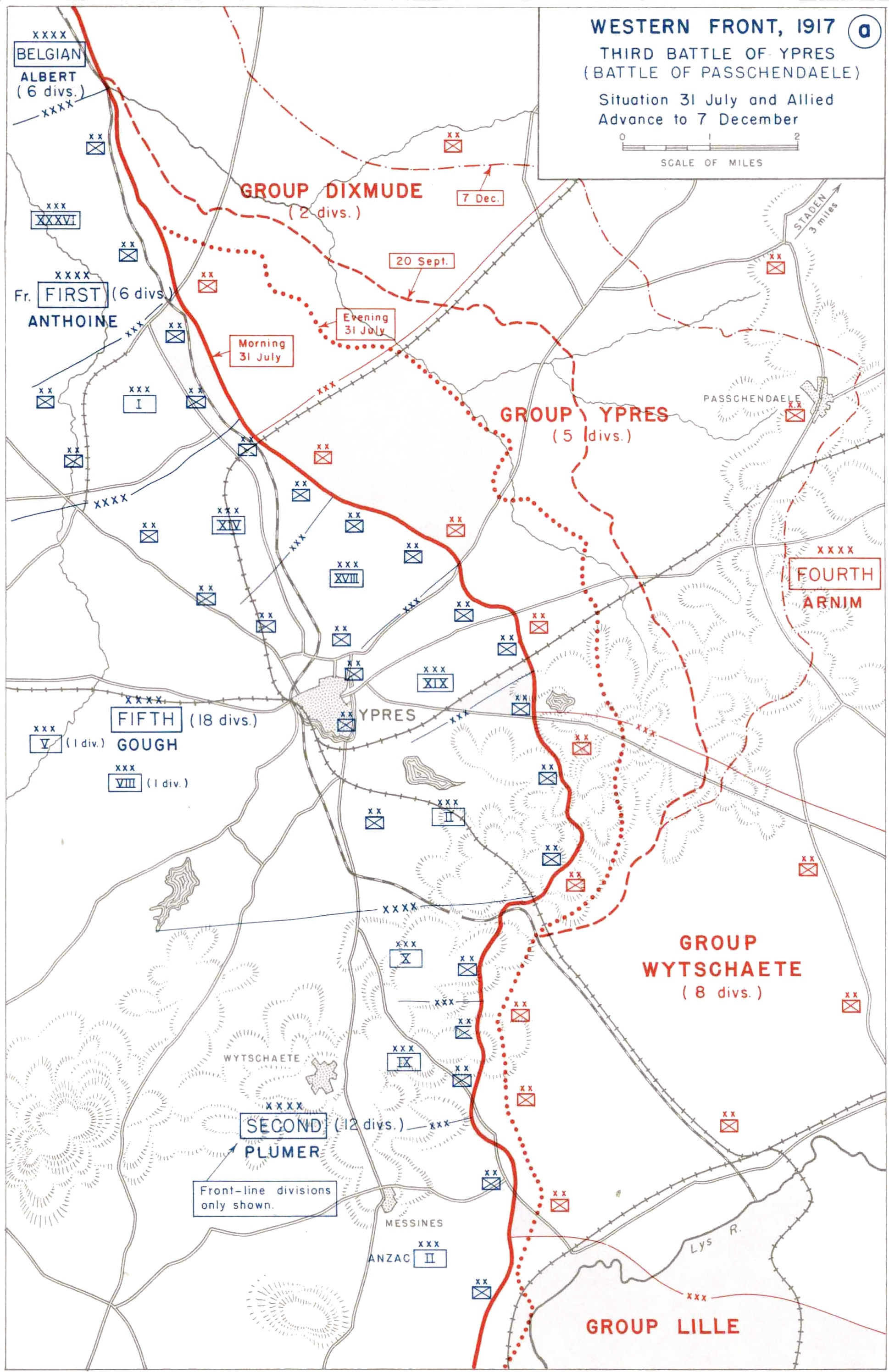 the history of the battle of passchendaele officially known as the third battle of ypres The australian infantry divisions joined the third battle of ypres which had read more about the battle of passchendaele (third ypres) official history by c.