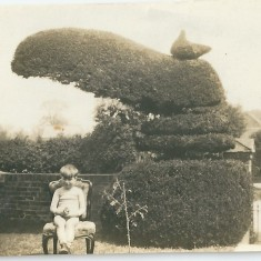 Peacock Farm, Muston, 1925 | From the collection of Richard Donger
