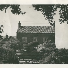 Peacock Farm, Muston, 1942 | From the collection of Richard Donger