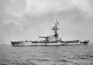 A photograph of H.M.S. Marshal Ney at sea, 1915. | Wikipedia