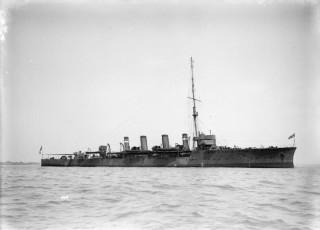 HMS Attentive | Wikipedia
