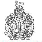 WW1 cap badge of the Kings Own Scottish Borderers | Wikipedia