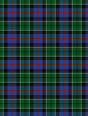 Dress tartan, Kings Own Scottish Borderers | Wikipedia