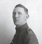 Albert Underwood and the Great War