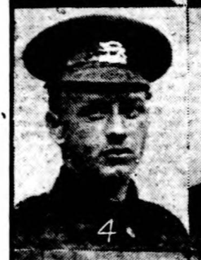 From the Grantham Journal, 25th August, 1917: Lance-Corporal H.A.Hart, of Bottesford. News reached his parents last week that Lance-Corporal H.A.Hart, Leicester Regiment, had been wounded. He had been at front just over twelve months. He joined the army in March, 1916. Further details of his injuries showthat he was wounded in the left knee, and after an operation was going on quite satisfactorily. Lance-Corpl. Hart has two brothers serving in the army. | Courtesy of the Grantham Journal