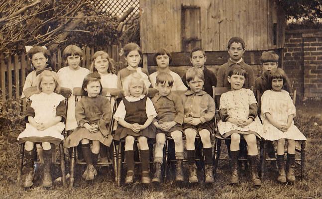 Muston School, 1923