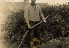 Robert Johnson Kirton, agricultural worker and road labourer