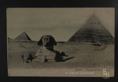 Harry's postcards from Egypt