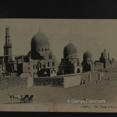 1915 / 1916 Tombs of the Khalifs, Cairo | (Glenys Claricoats)