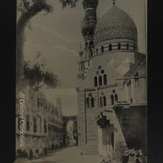 1915 / 1916 The Blue Mosque, Cairo | (Glenys Claricoats)