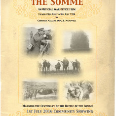 The Battle of the Somme Centenary at Bottesford