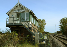 Bottesford West signal box