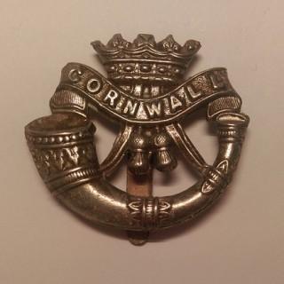 Duke of Cornwall's Light Infantry cap badge | Wikipedia