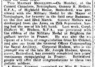 Grantham Journal, 19th October, 1918 | British Newspaper Archive